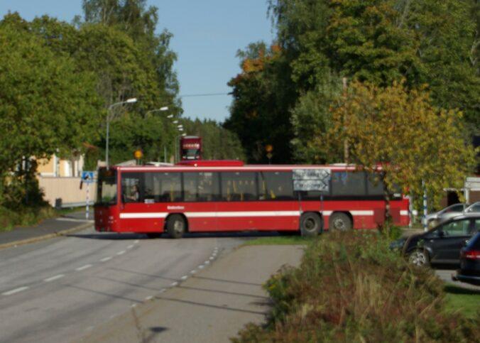 Buss i Edsbro